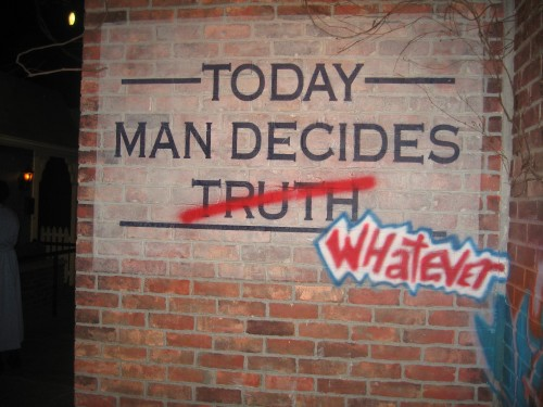 Man-truth-whatever